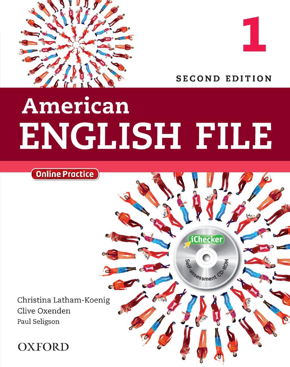 کتاب American English File 1 - آموزشگاه ملل
