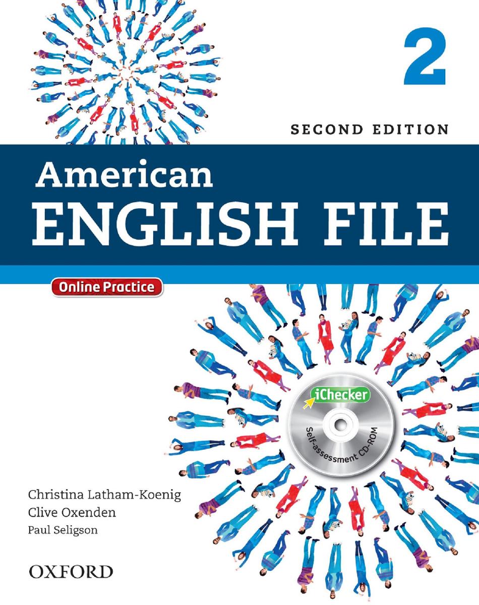 کتاب American English File 2 - آموزشگاه ملل