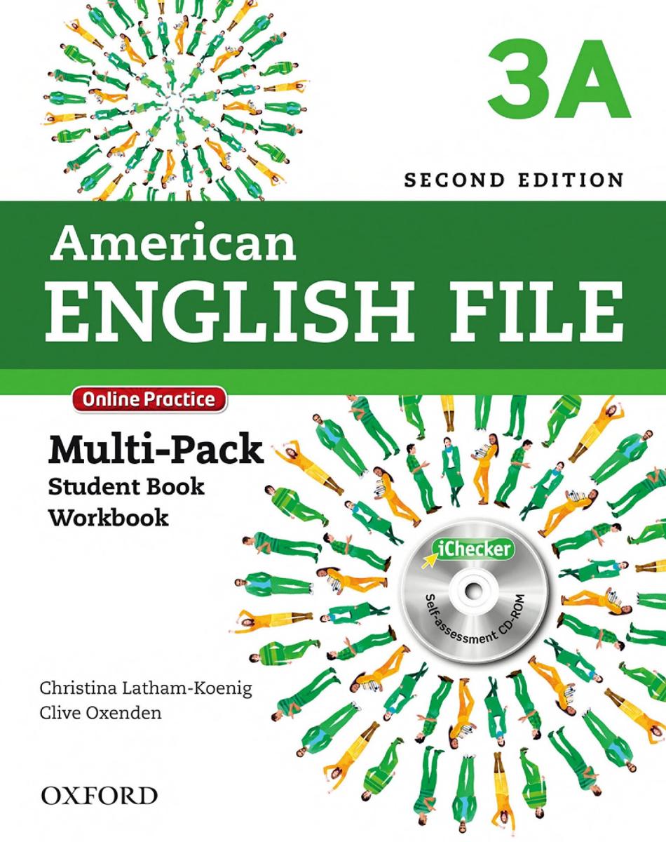 کتاب American English File 3 - آموزشگاه ملل