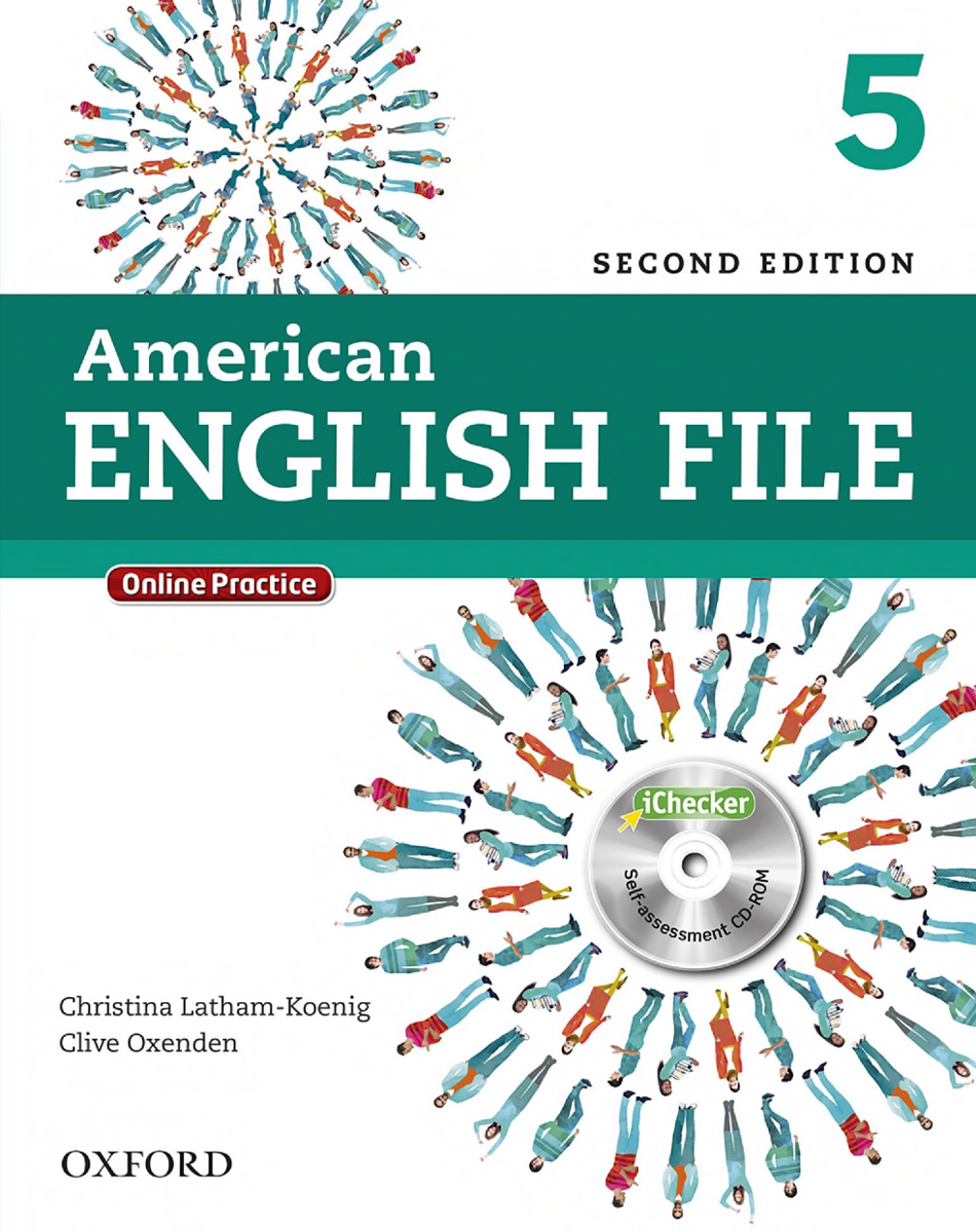 کتاب American English File 5 - آموزشگاه ملل