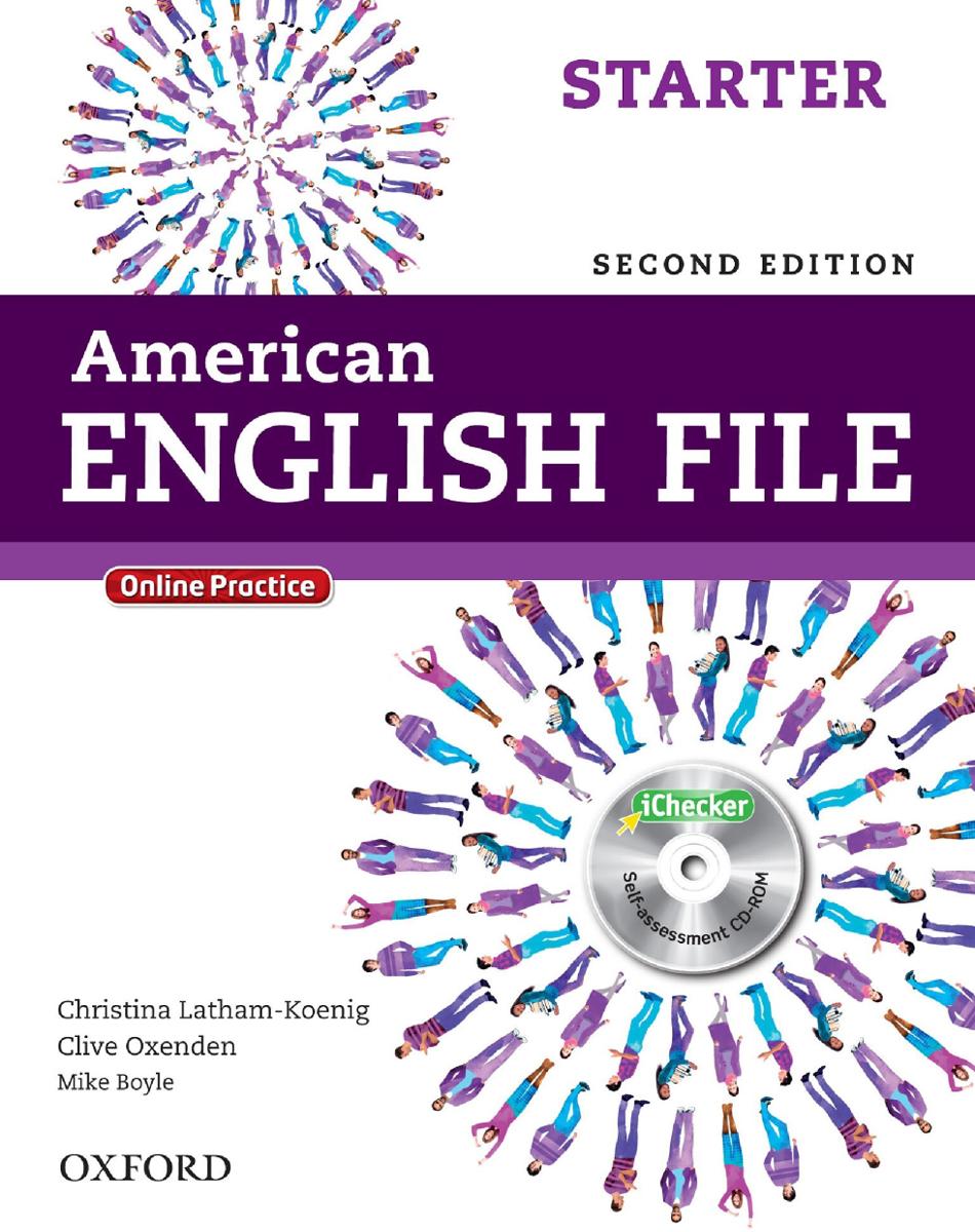 کتاب American English File Starter - آموزشگاه ملل