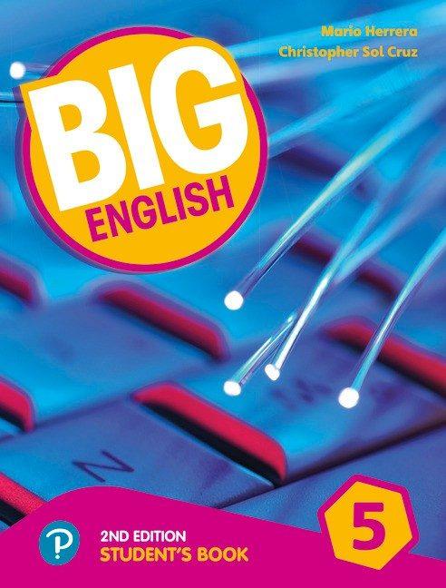 کتاب آموزش زبان Big English کتاب سوم